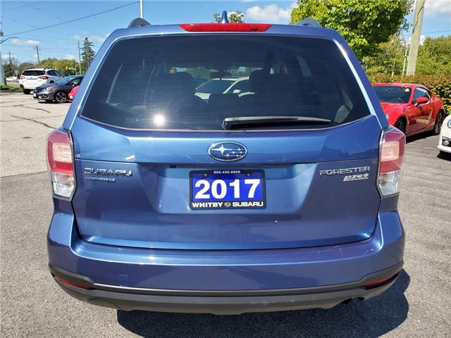 2017 Subaru Forester 2.5i (Stk: 19S1205A) in Whitby - Image 3 of 7