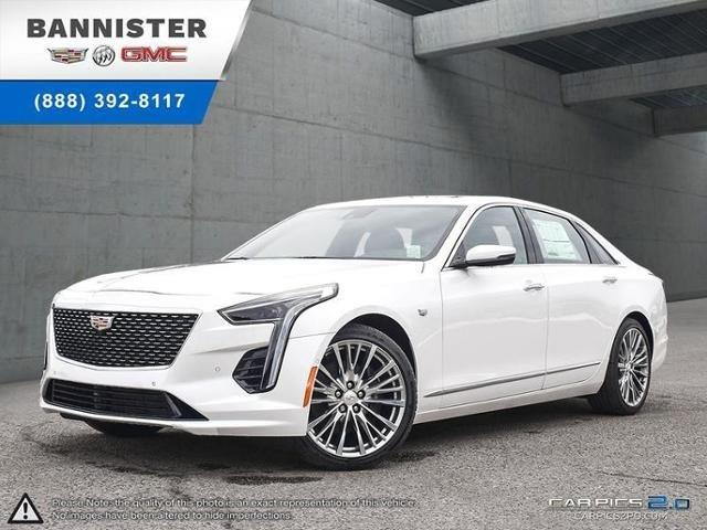2019 Cadillac CT6 3.6L Premium Luxury (Stk: 19-409) in Kelowna - Image 1 of 10