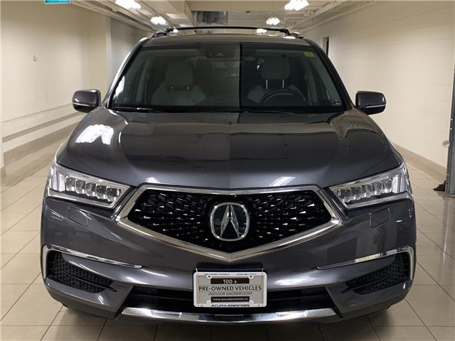 2017 Acura MDX Navigation Package (Stk: M12485A) in Toronto - Image 8 of 33