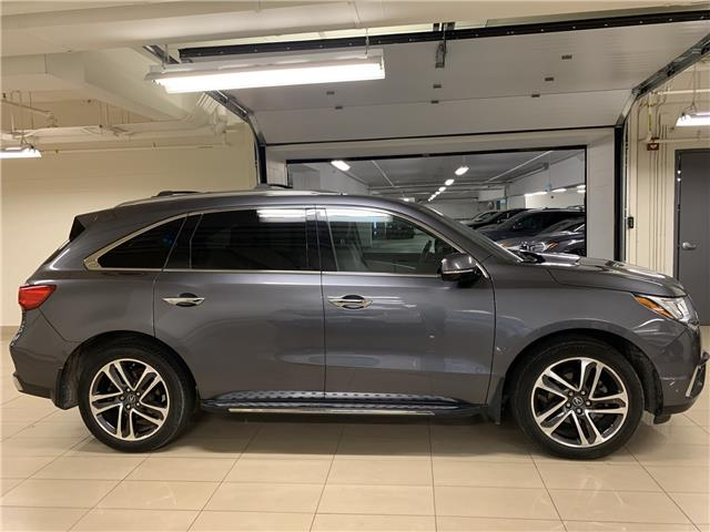 2017 Acura MDX Navigation Package (Stk: M12485A) in Toronto - Image 6 of 33