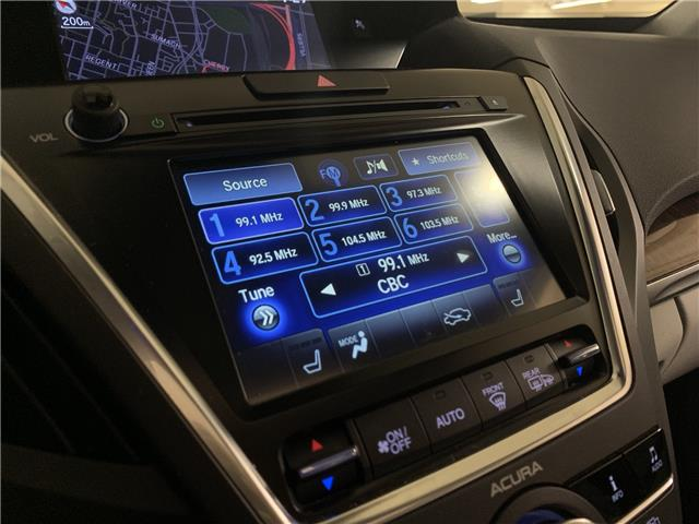 2017 Acura MDX Navigation Package (Stk: M12485A) in Toronto - Image 20 of 33