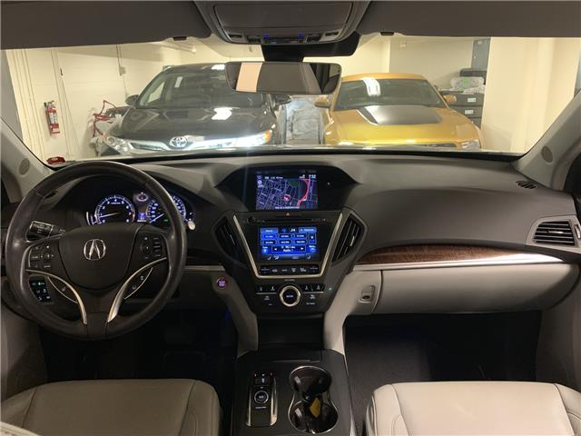 2017 Acura MDX Navigation Package (Stk: M12485A) in Toronto - Image 28 of 33