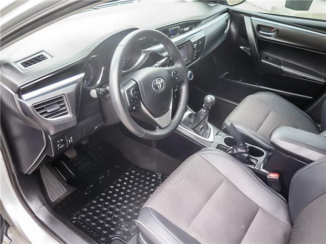 2015 Toyota Corolla S (Stk: 02133A) in Waterloo - Image 11 of 24