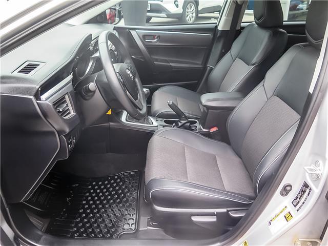 2015 Toyota Corolla S (Stk: 02133A) in Waterloo - Image 12 of 24