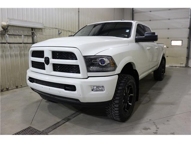 2016 RAM 2500 Laramie (Stk: JT164A) in Rocky Mountain House - Image 1 of 27