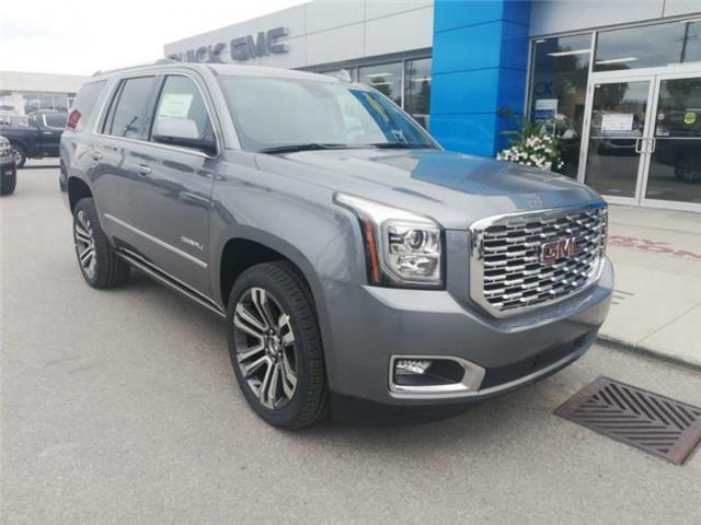 2020 Gmc Yukon Denali Power Liftgate Cooled Seats At
