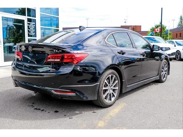 2015 Acura TLX Tech (Stk: 18760A) in Ottawa - Image 9 of 27