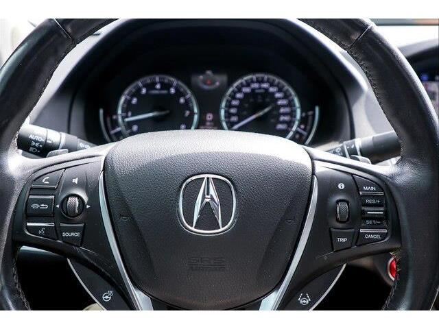 2015 Acura TLX Tech (Stk: 18760A) in Ottawa - Image 16 of 27