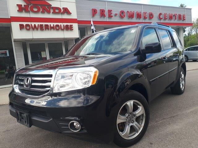 2015 Honda Pilot EX-L (Stk: 10654A) in Brockville - Image 1 of 21