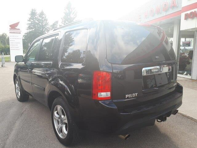 2015 Honda Pilot EX-L (Stk: 10654A) in Brockville - Image 7 of 21