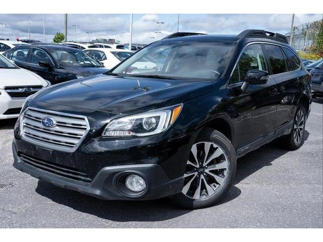 2017 Subaru Outback 3.6R Limited (Stk: P2139) in Ottawa - Image 1 of 9