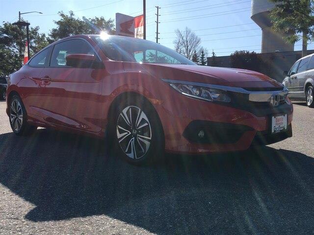 2017 Honda Civic EX-T (Stk: U17070) in Barrie - Image 9 of 29