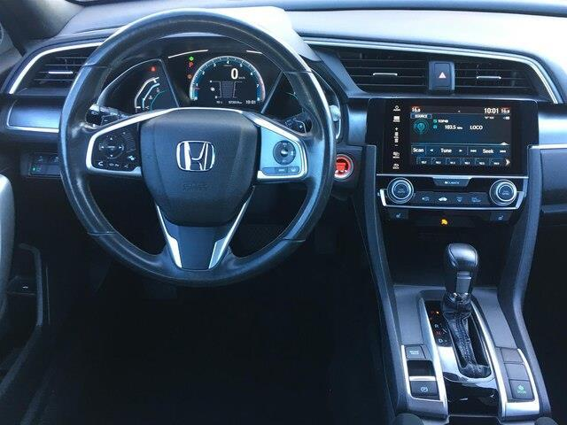 2017 Honda Civic EX-T (Stk: U17070) in Barrie - Image 10 of 29