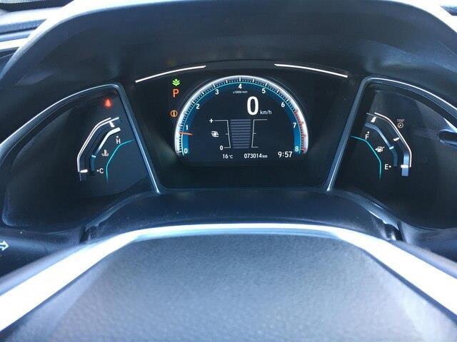 2017 Honda Civic EX-T (Stk: U17070) in Barrie - Image 16 of 29
