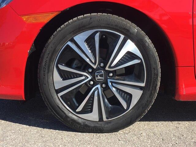 2017 Honda Civic EX-T (Stk: U17070) in Barrie - Image 18 of 29