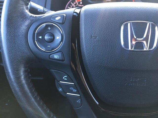 2017 Honda Pilot Touring (Stk: U17905) in Barrie - Image 12 of 26