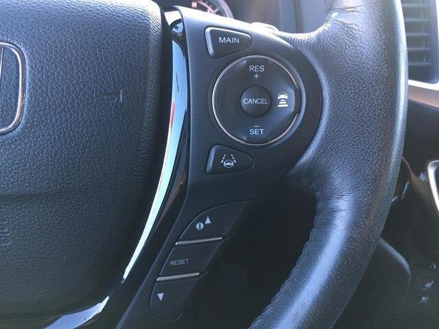 2017 Honda Pilot Touring (Stk: U17905) in Barrie - Image 13 of 26