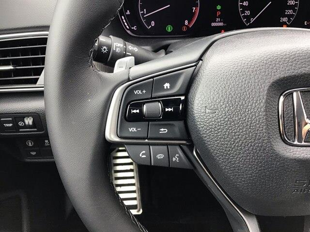 2019 Honda Accord Hybrid Base (Stk: 191789) in Barrie - Image 10 of 23