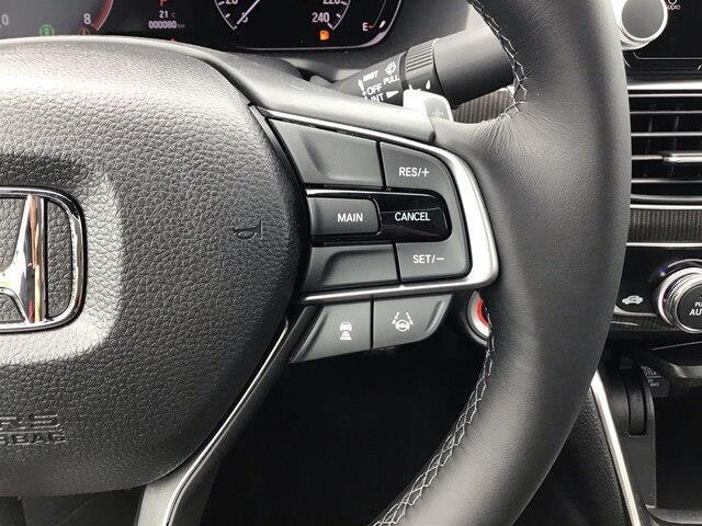 2019 Honda Accord Hybrid Base (Stk: 191789) in Barrie - Image 11 of 23