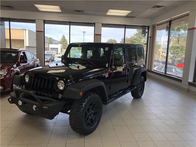 2017 Jeep Wrangler Unlimited Sport (Stk: ) in Ottawa - Image 5 of 23