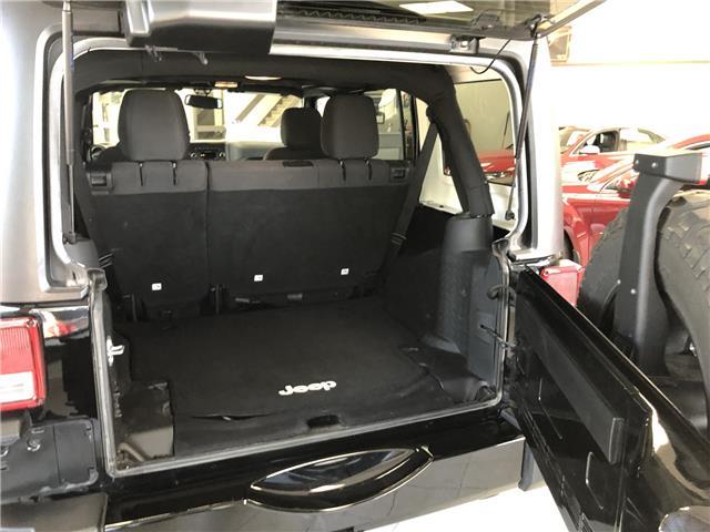 2017 Jeep Wrangler Unlimited Sport (Stk: ) in Ottawa - Image 10 of 23