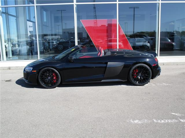 2020 Audi R8 5.2 V10 performance (Stk: 200003) in Regina - Image 2 of 27