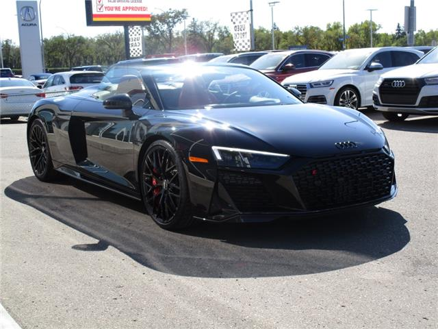 2020 Audi R8 5.2 V10 performance (Stk: 200003) in Regina - Image 11 of 27