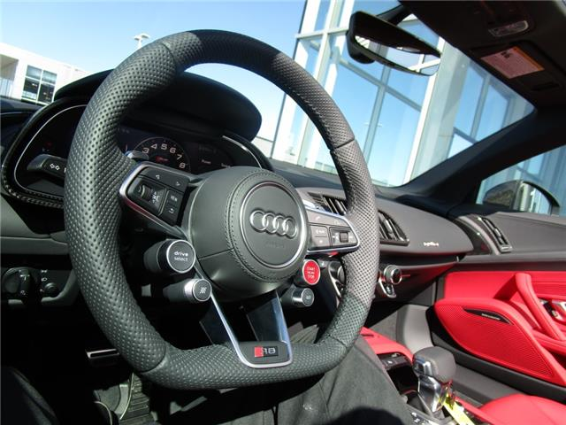 2020 Audi R8 5.2 V10 performance (Stk: 200003) in Regina - Image 21 of 27