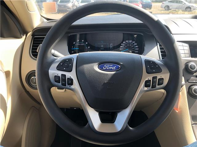 2018 Ford Taurus SE (Stk: 8254) in Wilkie - Image 7 of 21