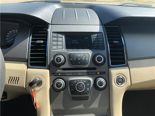 2018 Ford Taurus SE (Stk: 8254) in Wilkie - Image 8 of 21