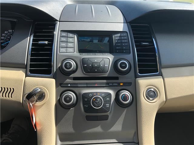 2018 Ford Taurus SE (Stk: 8254) in Wilkie - Image 9 of 21