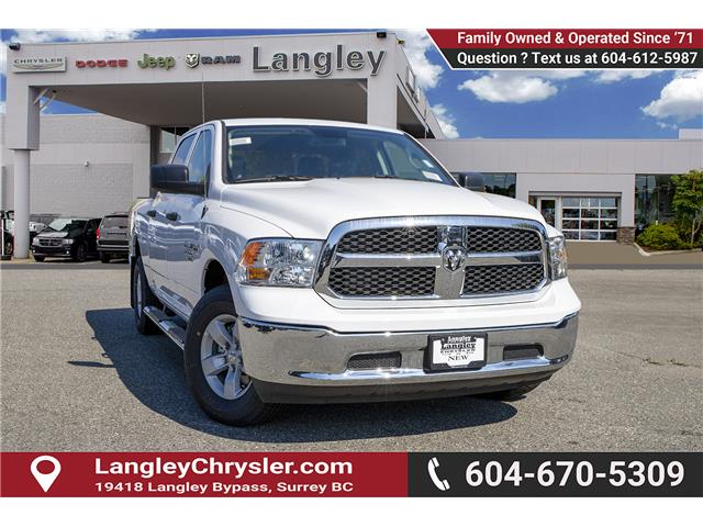 2019 RAM 1500 Classic ST (Stk: K655535) in Surrey - Image 1 of 23