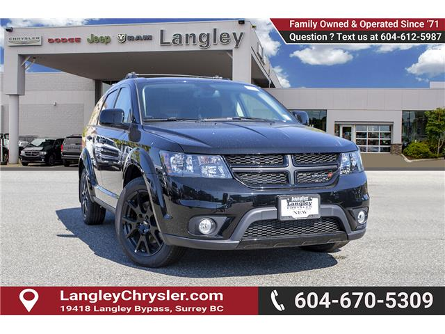 2019 Dodge Journey SXT (Stk: K773176) in Surrey - Image 1 of 23