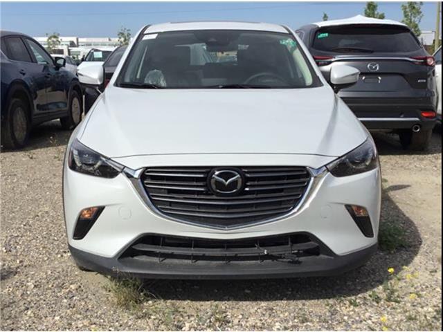 2019 Mazda CX-3 GS (Stk: N4368) in Calgary - Image 1 of 1