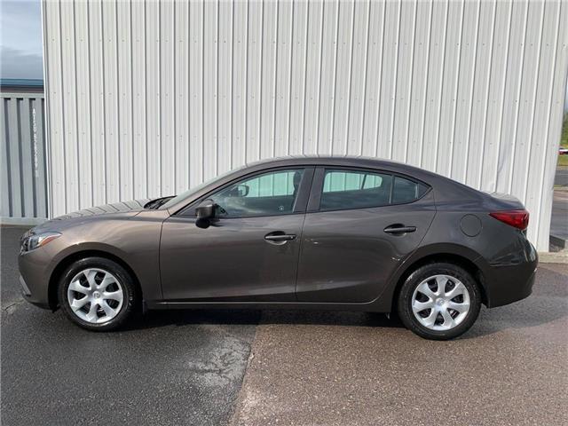 2015 Mazda Mazda3 GX (Stk: 1247) in Alma - Image 1 of 10