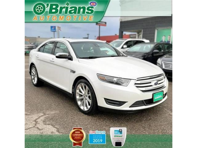 2016 Ford Taurus Limited (Stk: 12664B) in Saskatoon - Image 1 of 21