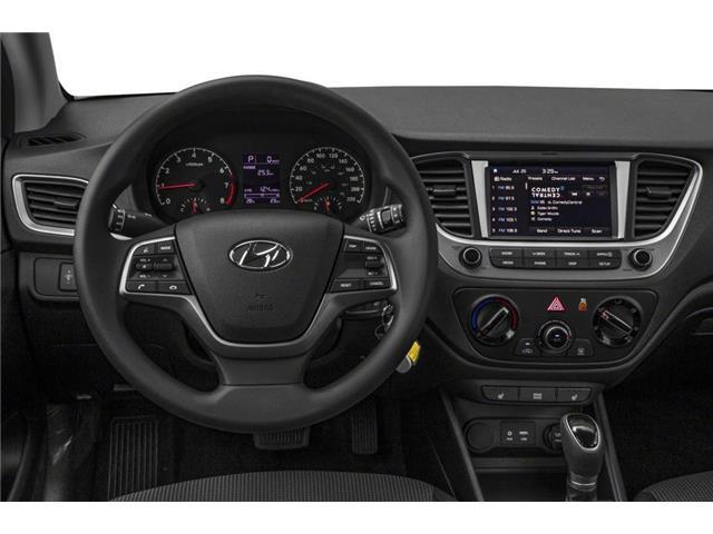 2020 Hyundai Accent Preferred (Stk: N21483) in Toronto - Image 4 of 9
