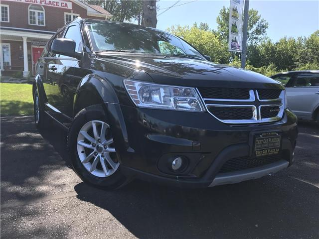 2013 Dodge Journey SXT/Crew (Stk: 5336) in London - Image 1 of 21