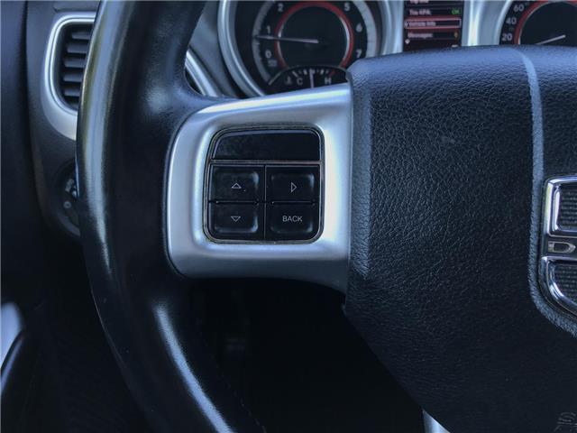 2013 Dodge Journey SXT/Crew (Stk: 5336) in London - Image 12 of 21