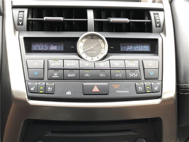 2017 Lexus NX 200t Base (Stk: 139924) in Ottawa - Image 19 of 26