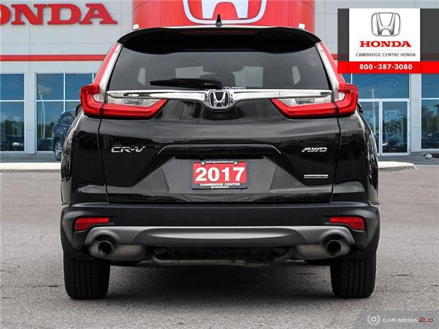 2017 Honda CR-V Touring (Stk: 20005A) in Cambridge - Image 5 of 27