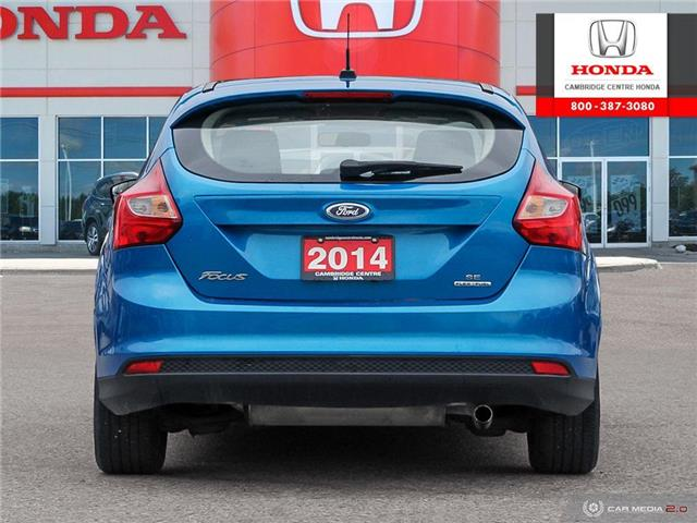 2014 Ford Focus SE (Stk: 20103B) in Cambridge - Image 5 of 27