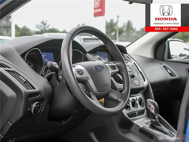 2014 Ford Focus SE (Stk: 20103B) in Cambridge - Image 13 of 27