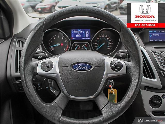 2014 Ford Focus SE (Stk: 20103B) in Cambridge - Image 14 of 27