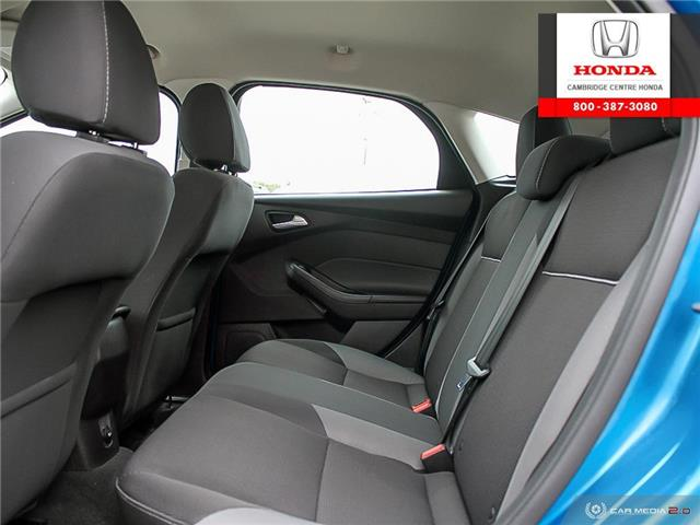 2014 Ford Focus SE (Stk: 20103B) in Cambridge - Image 26 of 27