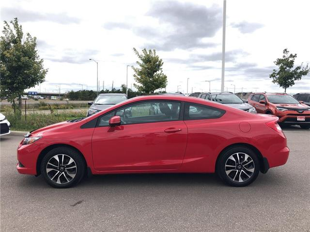 2013 Honda Civic EX (Stk: 72315A) in Mississauga - Image 4 of 17
