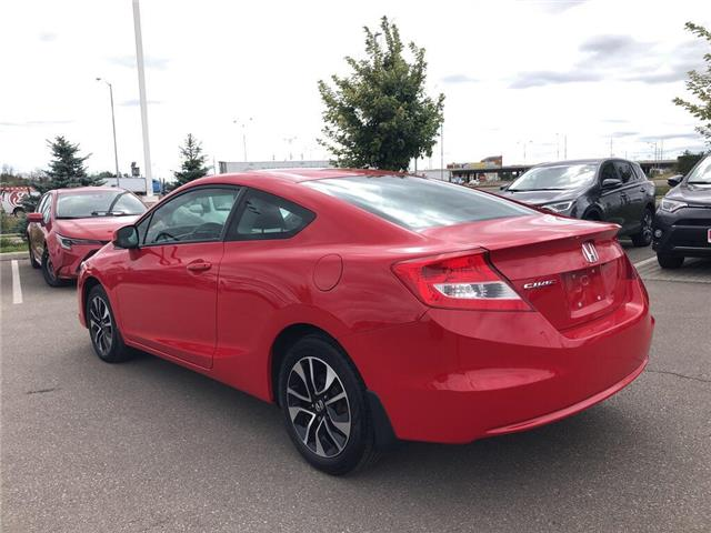 2013 Honda Civic EX (Stk: 72315A) in Mississauga - Image 5 of 17
