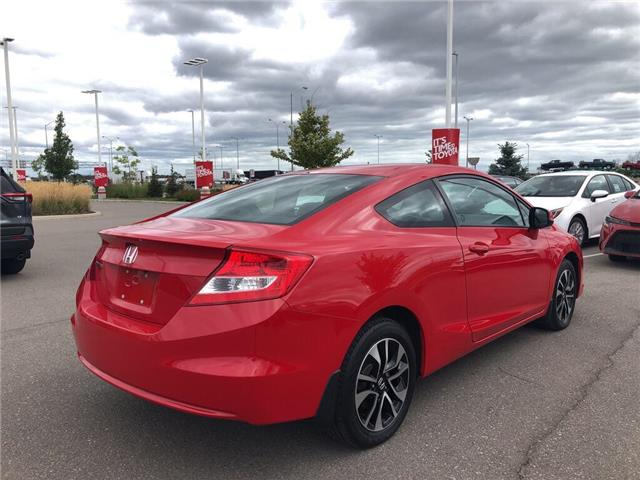 2013 Honda Civic EX (Stk: 72315A) in Mississauga - Image 7 of 17