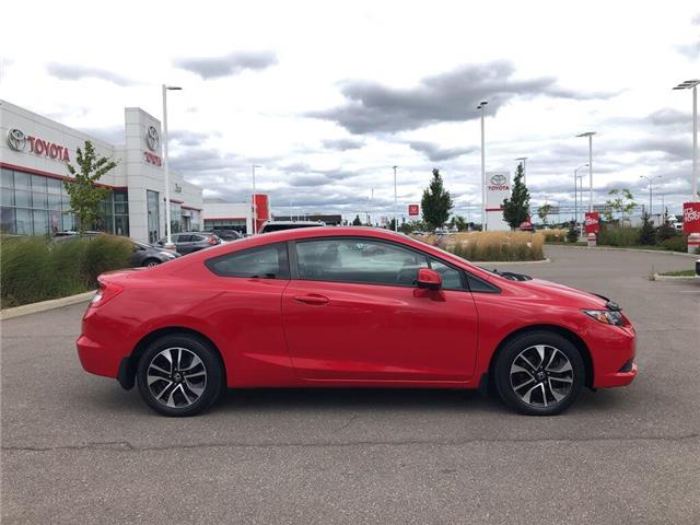 2013 Honda Civic EX (Stk: 72315A) in Mississauga - Image 8 of 17