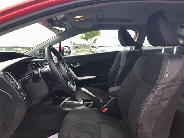 2013 Honda Civic EX (Stk: 72315A) in Mississauga - Image 10 of 17